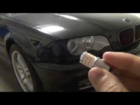 E46 LED Blinker bulb(for smoked blinker lenses)