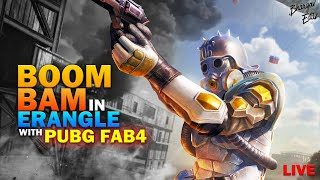pubg mobile Telugu live ||rush gameplay || Four finger+full gyro|| stream no:110