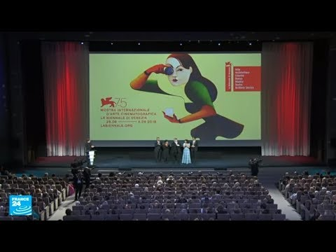 العرب اليوم - شاهد: افتتاح الدورة الـ 75 لمهرجان البندقية السينمائي