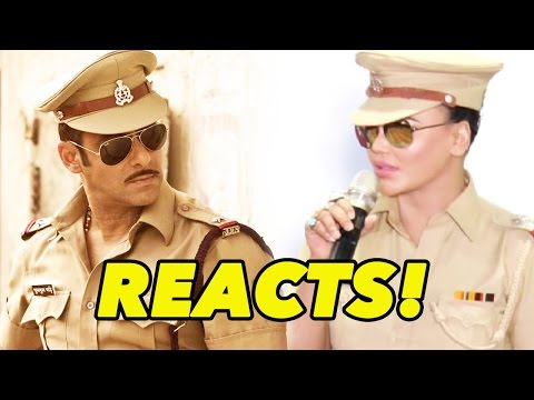Rakhi Sawant Reacts On Being Compared To Salman Kh