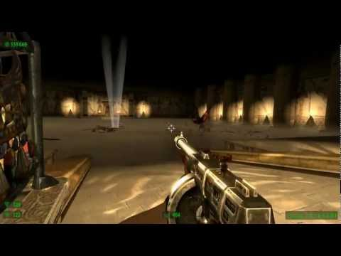 serious sam hd the first encounter pc gameplay