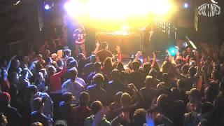 Swollen Members - Killing spree live @ club MIXTAPE 5 Sofia, Bulgaria 26.02.2015