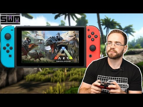 Why Does This Game Even Exist For Nintendo Switch? - Ark Survival Evolved