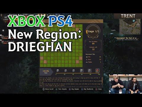 New Region: Drieghan Update!