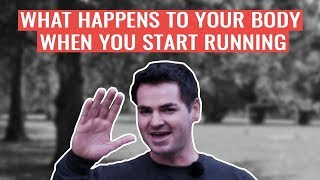 This is what happens to your body when you start RUNNING | Running Benefits