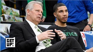 The Celtics were the biggest losers at the NBA draft lottery - Sean Farnham | Get Up!