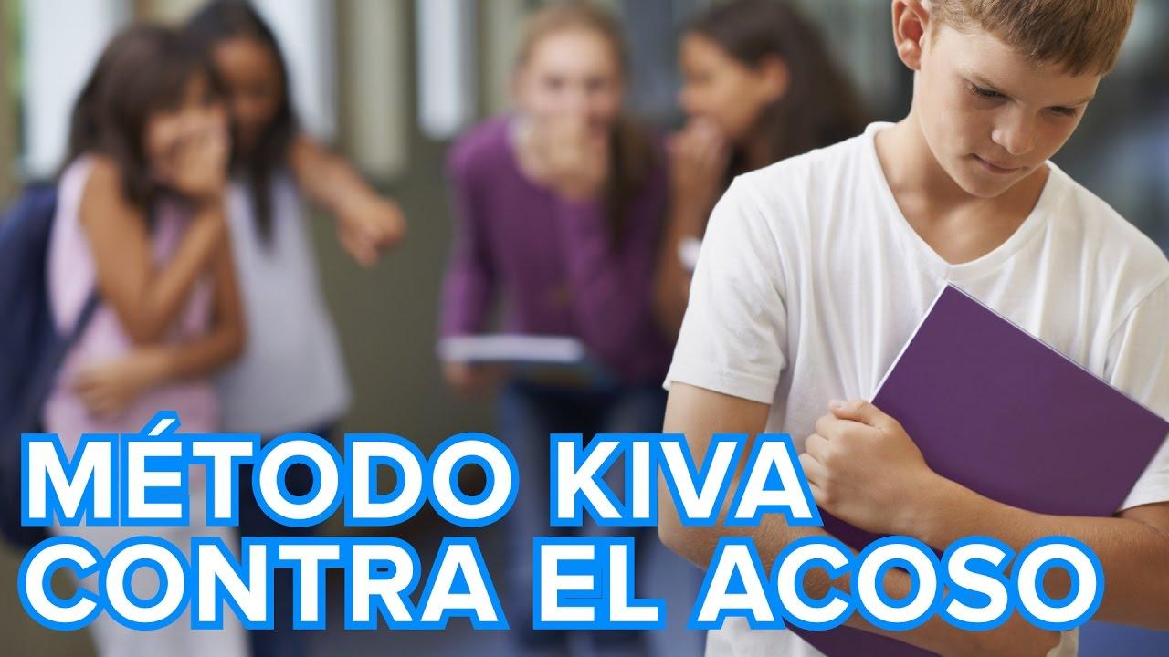 Qué es el método Kiva contra el acoso escolar o bullying