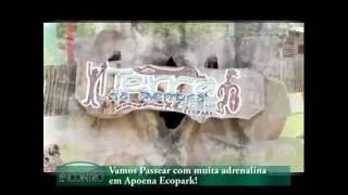 APOENA ECOPARK no Programa NOSSO ENCONTRO - TV
