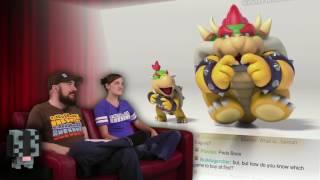 Bowser Dad vs Frash Dad - Nintendo Switch Parental Controls
