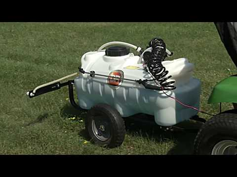 2021 DR Power Equipment DR Tow-Behind Sprayer 25 Gallon in Walsh, Colorado - Video 1