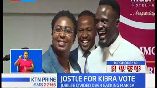 Party leaders bring out their arsenals ahead of Kibra vote