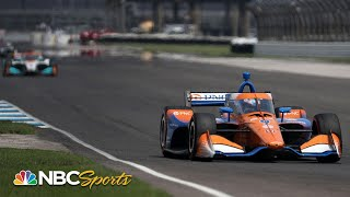 IndyCar: Grand Prix At Indianapolis | EXTENDED HIGHLIGHTS | 7/4/20 | Motorsports On NBC