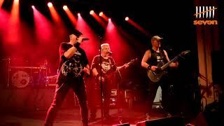 SEVEN - Baroni - live in Bělá pod Bezdězem 10/2019