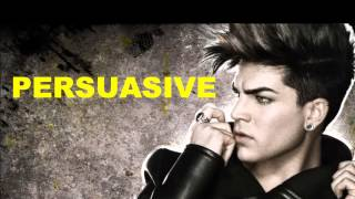 Adam Lambert- Kickin' In lyrics
