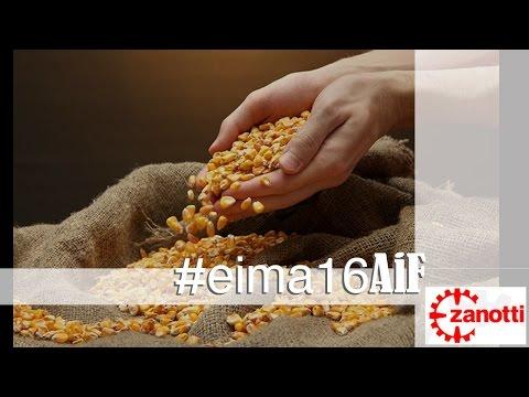 Produzione macchine per lavorazione cereali - Zanotti