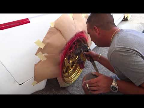 New Rims For The Acura Tl Vlog #1 (YoungKings)