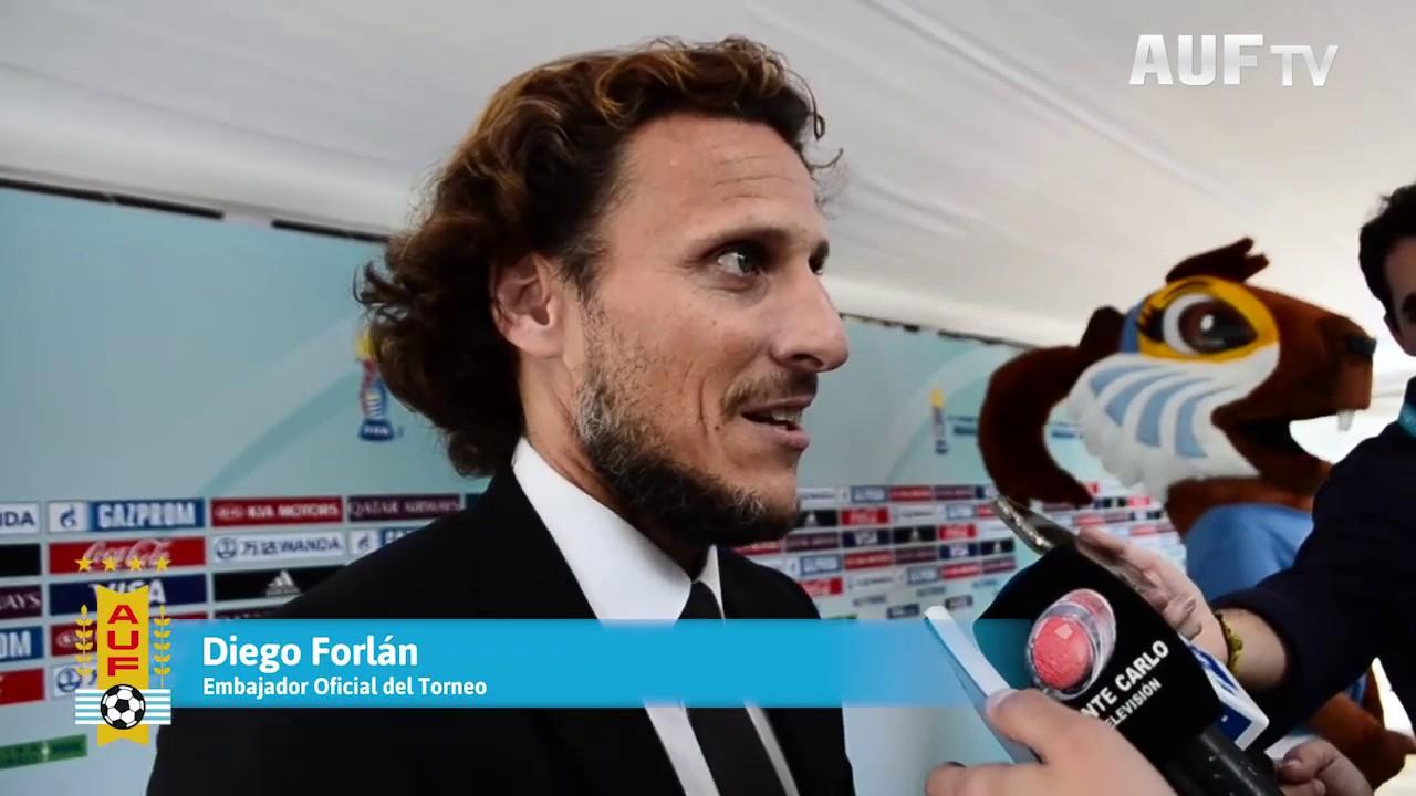 Presentación de la Copa Mundial Femenina sub-17 Uruguay 2018
