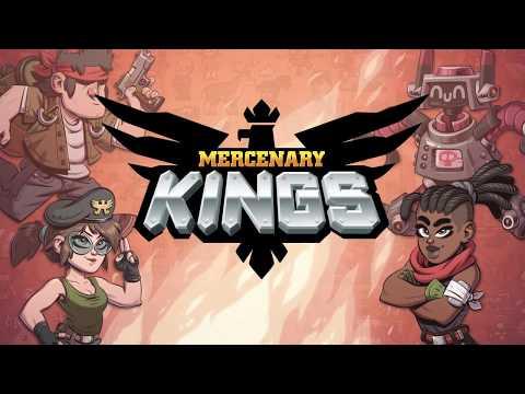 Mercenary Kings Reloaded Edition Release Trailer ! thumbnail