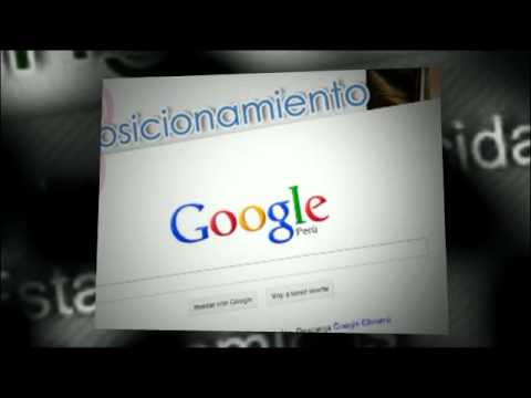 Diseño Web Peru, Diseño Web Profesional, Diseño y Desarrollo de Paginas Web, posicionamiento web