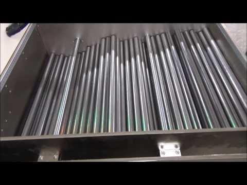 TD-YL506 gas spring oil filling injection machine L:500mm注油機 長管500mm 滿料