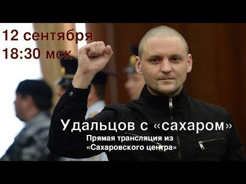 "Удальцов с ""сахаром"""