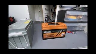 Ist der Einbau einer Liontron Lithium Batterie wirklich einfach?   Direkt- Versuch auf dem P1