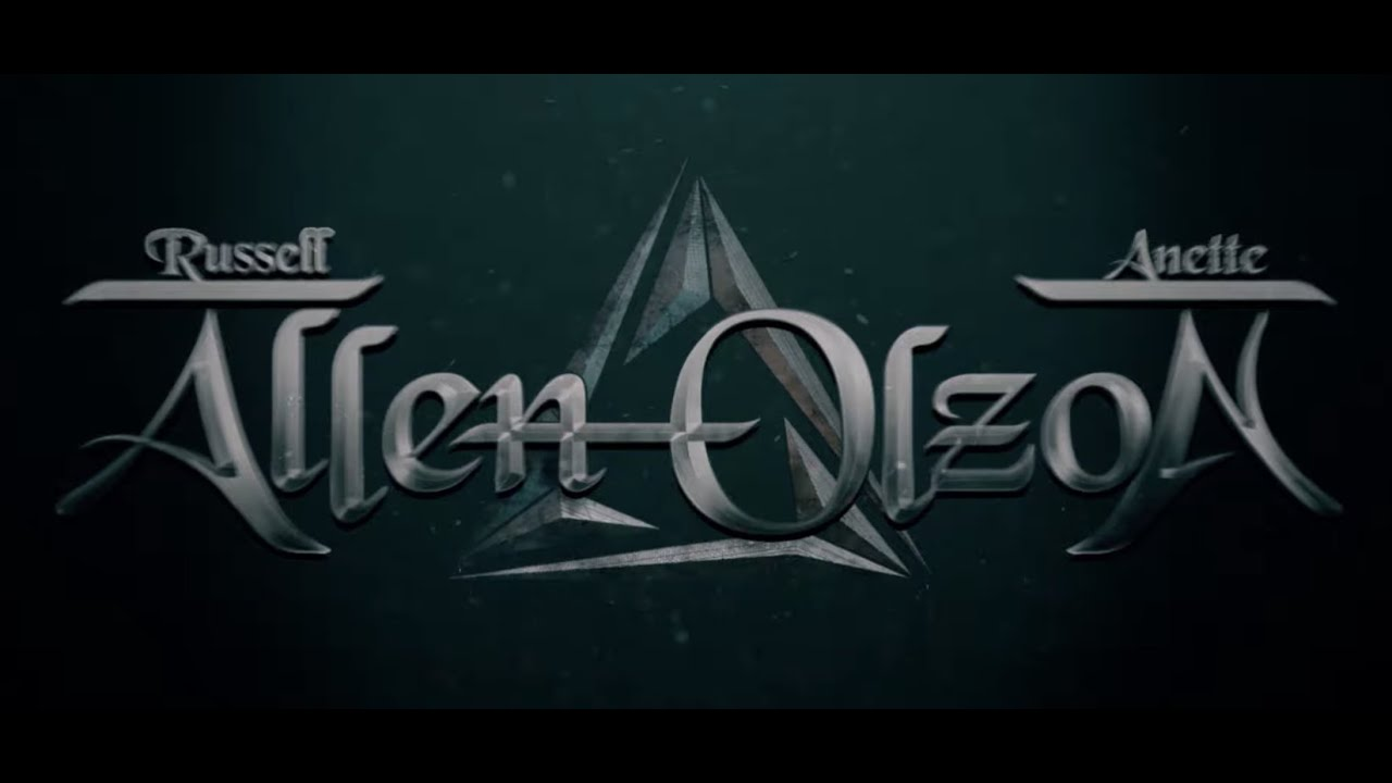 ALLEN/OLZON - I'll never leave you