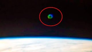 Шок рядом с МКС НЛО  3 октября 2016
