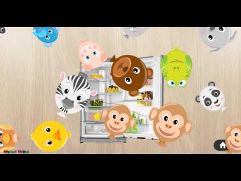 Головоломки для Детей Мультфильм про Животных  Новогодний Выпуск! С Новым Годом!