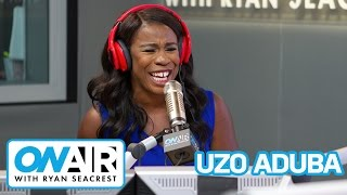 Uzo Aduba On Playing OITNB