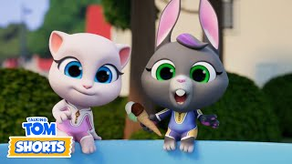 ? Breaking the Pool Rules - Talking Tom Shorts (S2 Episode 15)