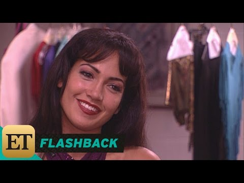FLASHBACK: Jennifer Lopez On Set of 'Selena' and Why She Didn't Sing in the Movie