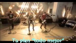 Somewhere In Neverland (Live At Walmart Soundcheck) - All Time Low (Subtitulado al Español)