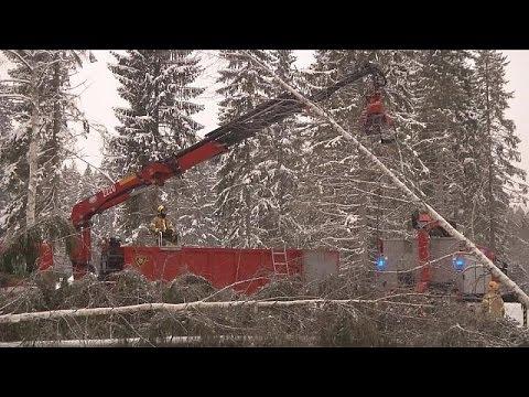 Новейшие технологии - в помощь финским спасателям и пожарным - хи-теч