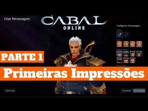CABAL Online Brasil - SERA QUE ESSE JOGO  BOM MESMO? (GAMEPLAY PC) PARTE 1