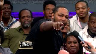 You Had Sex With My Mom Audience Roast! (The Jerry Springer Show)