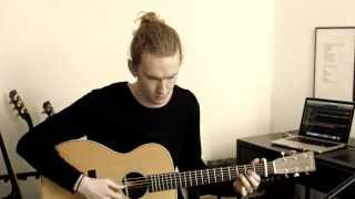 The Devils Tears - Angus and Julia Stone (Cover by Sam Beveridge)