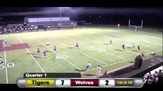 Prairie Grove (49) vs Lincoln (2) 2012