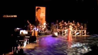 Sedajazz Big Band con Sole Gimenez S Javier 2014