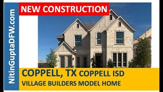 Builder spotlight: New construction homes in Coppell ISD by Village Builders - Westhaven in Coppell