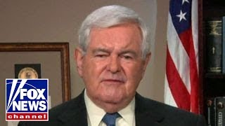 Newt Gingrich: Comey was totally in the tank for Clinton
