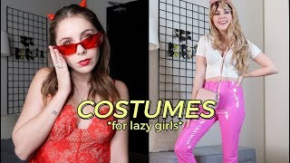 Last Minute Halloween Costume Ideas For Lazy Girls *like Me* 2019 | Jill Cimorelli