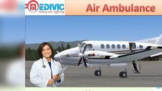 Air Ambulance Service in Dibrugarh | Air Ambulance Service in Varanasi