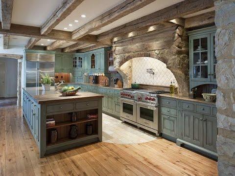 Кухня В Итальянском Стиле Винтаж