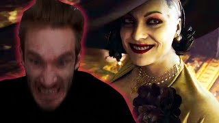 Resident Evil 8 Village #1 - Mommy by PewDiePie