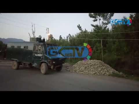 Gunfight breaks out in south Kashmir's Kulgam, mobile Internet suspended