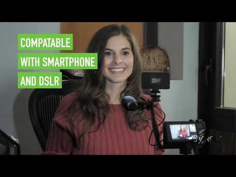 DigiPower Vlogging Kit Superstar Essential (5 pezzi)