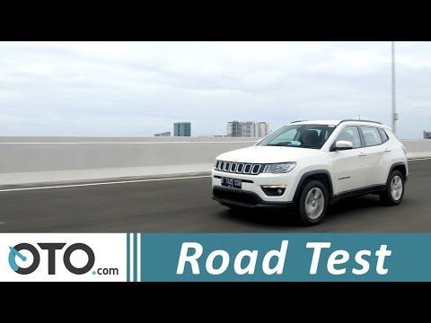 Jeep Compass 2018 | Road Test | Berwajah Manis, Masih Tangguh? | OTO.com
