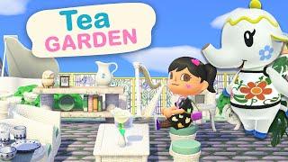 Decorating My Neighbors Homes in Animal Crossing New Horizons (Tia's Tea Garden)
