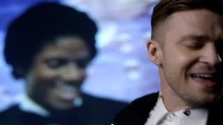 Gambar cover Michael Jackson, Justin Timberlake -- Love Never Felt So Good (Official Music Video) -- Released